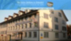 Gasthaus zum Hecht Restaurant Pizzeria Kurier Säle Bankette 8600 Dübendorf