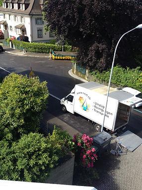 NCRT Umzug Transport Reinigung