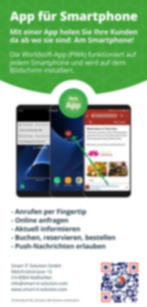 Smart IT Solution GmbH Wallisellen: Progressive Web App (PWA)