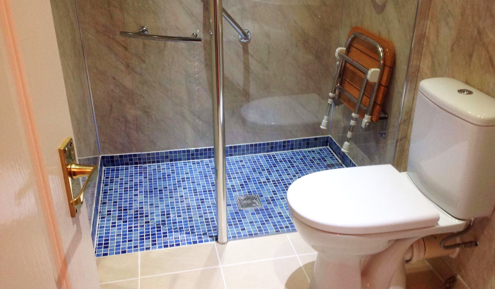 wetroom 1, Ability Bathing, Boston, Lincolnshire