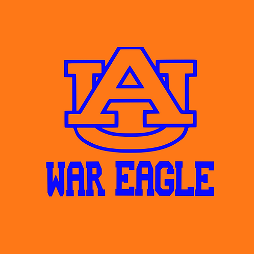 War Eagle - Auburn