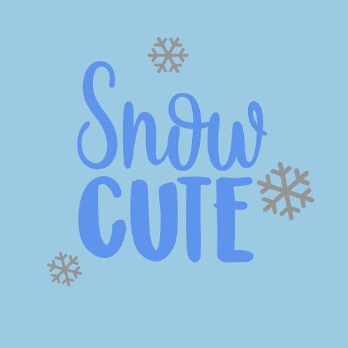 Snow Cute Dress