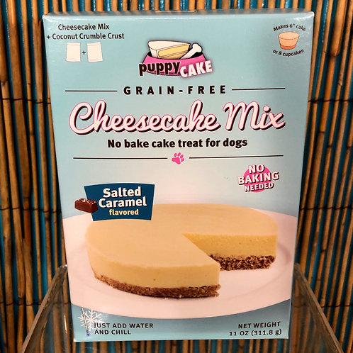 Salted Caramel Cheesecake Mix