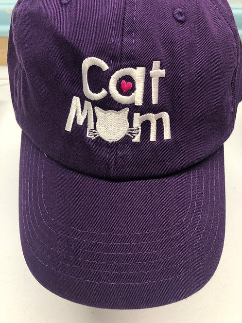 Cat Mom Hat