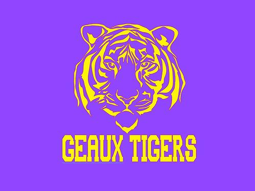 Geaux Tigers - LSU