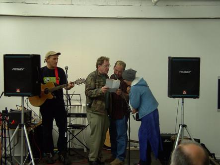 Singing and Guitar