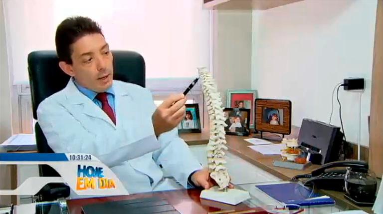 Dr. Rogério Vidal no Hoje em Dia