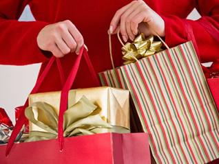 Os cuidados com a coluna nas compras de Natal