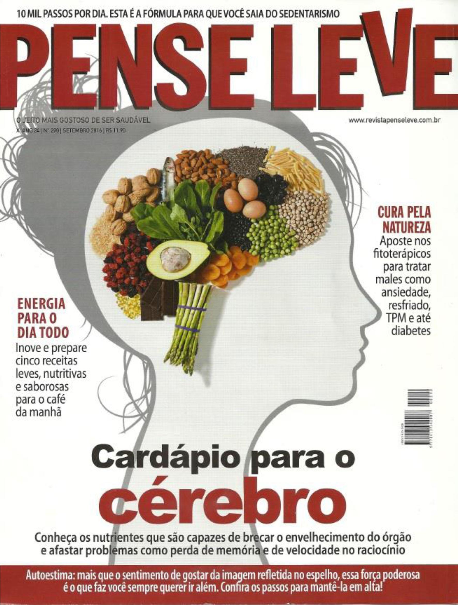 Revista Pense Leve