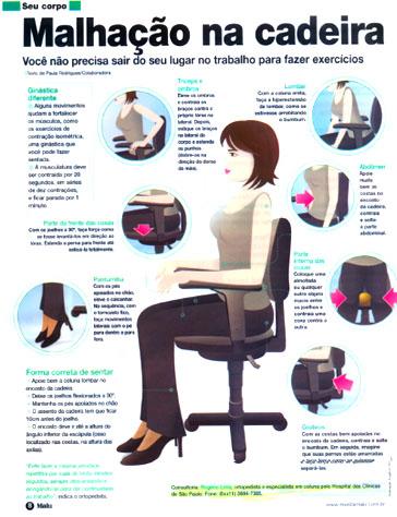 Malhação na Cadeira