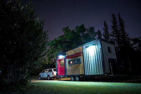 Tiny House, Tekerlekli ev, Vagoon House transfer