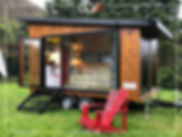 Vagoon House GO Tiny House Mobil Ev Tekerlekli Ev