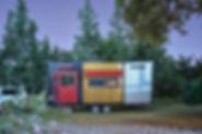 Vagoon House 2 Tiny House Mobil Ev Tekerlekli Ev