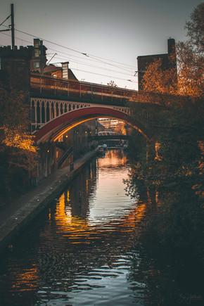 Castlefield Bridge