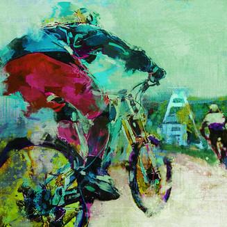 Die Haldenbiker