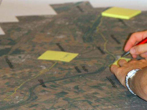 Regierungspräsidium Karlsruhe informiert Projektbegleitkreis über Variantenentscheidung