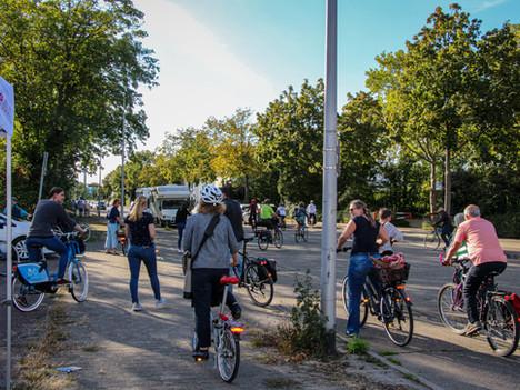 Radschnellweg Heidelberg-Mannheim