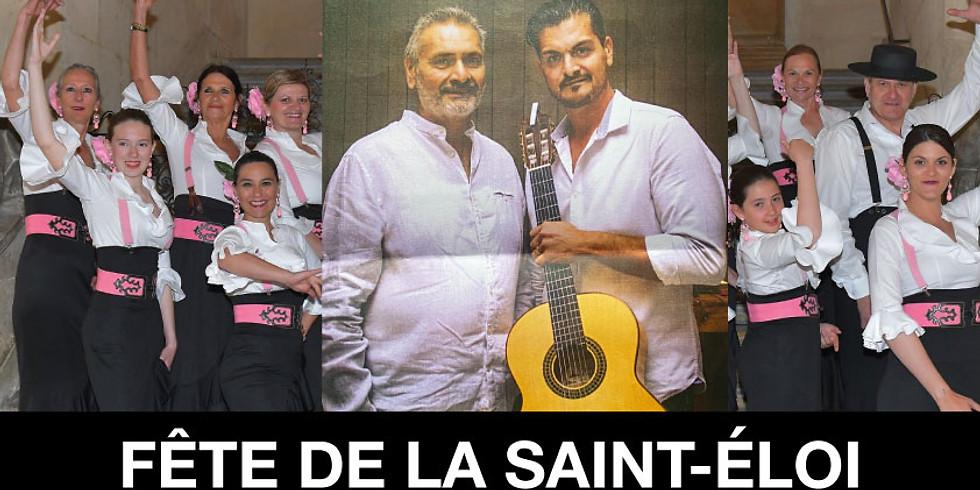 Fête de la Saint-Éloi avec Corazon Gitano
