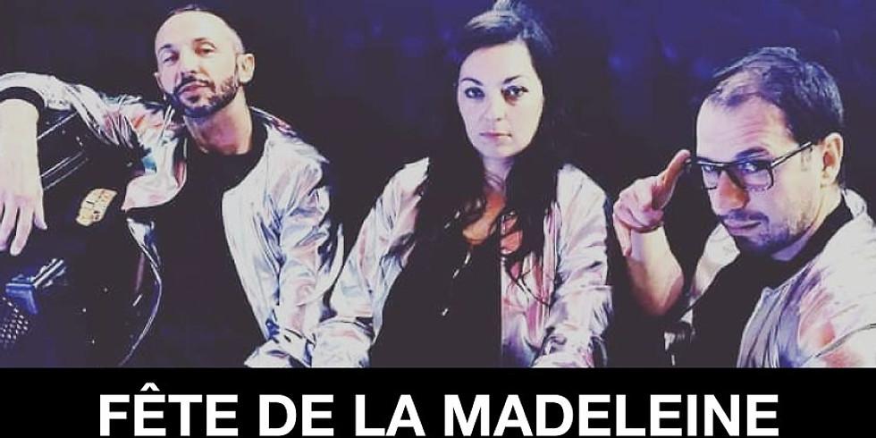 Fête de la Madeleine - Let's Dance en concert