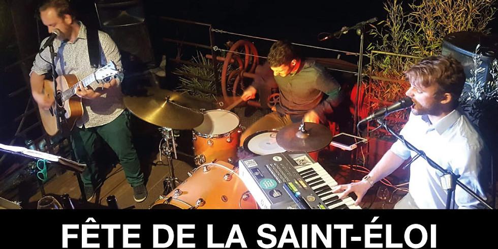 Fête de la Saint-Éloi avec Coverage