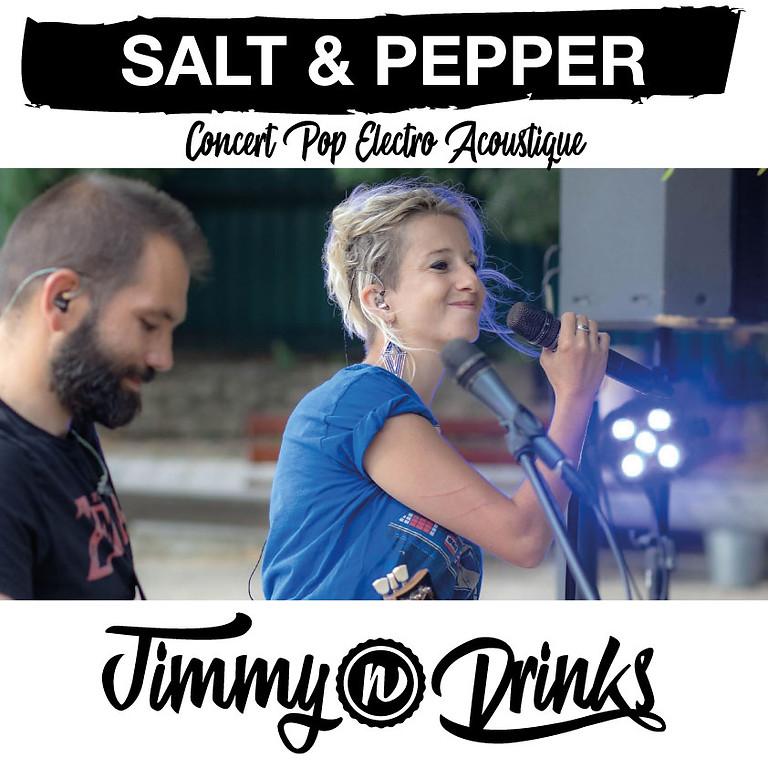 Salt and Pepper en concert