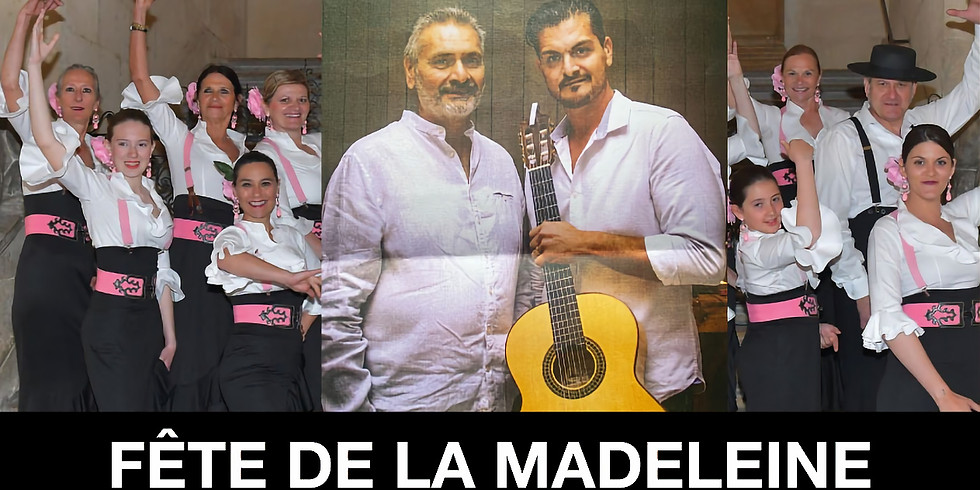 Fête de la Madeleine - Corazon Gitano en concert