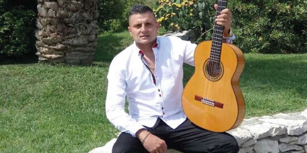 Tonino en concert
