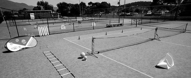 david dickson tennis serve