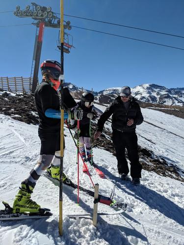 Ferg, Mckenna and Nina Chile 2018