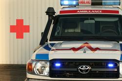 Armoured Ambulance