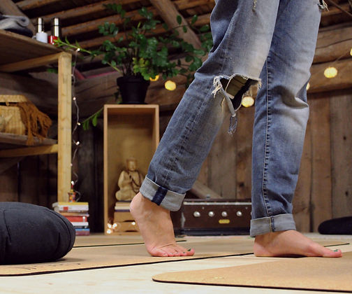 Kurser Yoga Kami