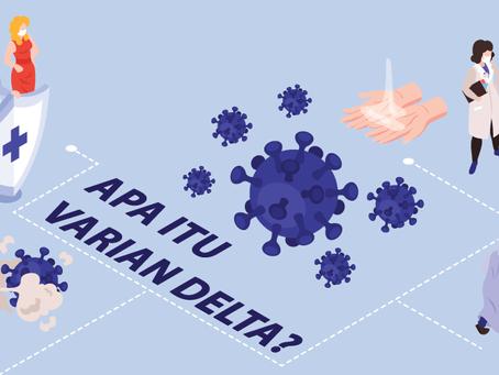 COVID Varian Delta: Apa dan Bagaimana Bisa Muncul.