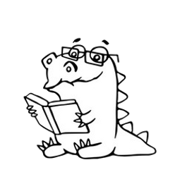 dragon-sits-and-reads-a-book-vector-1483