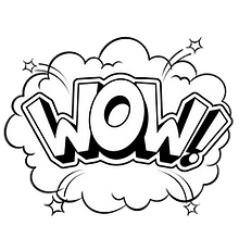 wow-word-comic-book-coloring-vector-2077