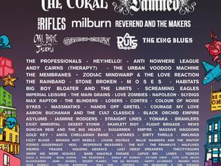 We got Camden Rocks Festival 2017!