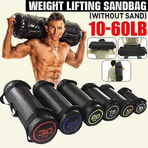 5-30kg Weight Lifting Bulgarian Sandbag Workout  Equipment