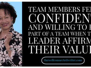 G.A.N.A.S. Team Building Quotes!
