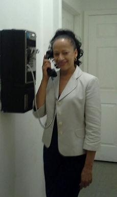 Margarita on phone.jpg