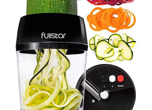 Cortador de verduras en espiral, 3 en 1