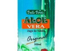 Agua de Aloe Valle Verde 500ml