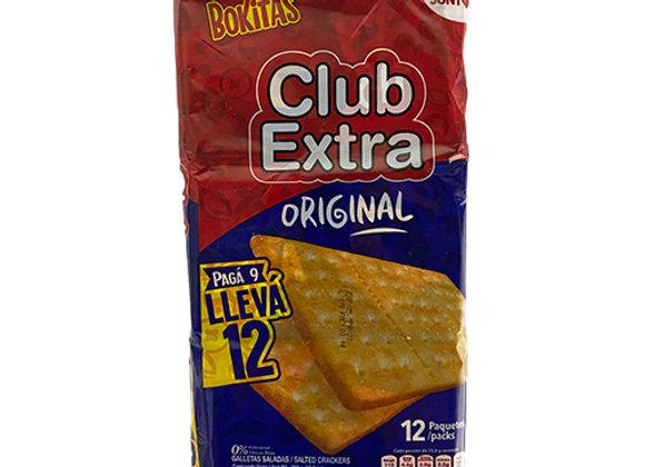 Galletas Pozuelo Club Extra (Paquete de 12 unidades)