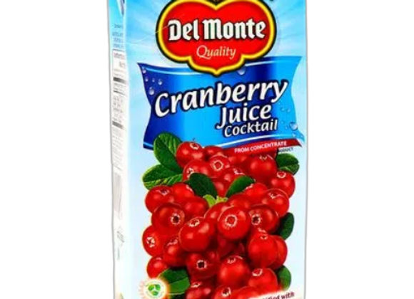 Nectar de Cranberry Del Monte 100Ml