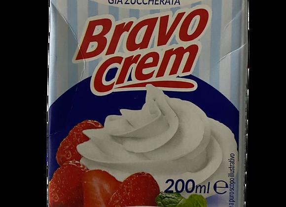 Crema de Batir Bravo 200ml