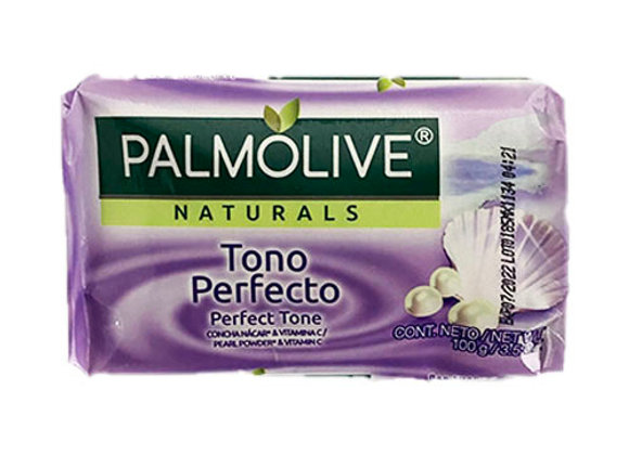 Jabon de Tocador Tono Perfecto Palmolive Naturals 100g