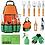 Thumbnail: Juego de herramientas de jardin 12 piezas