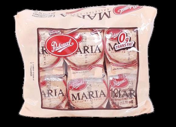 Galletas Maria - Paquete de 12 unidades