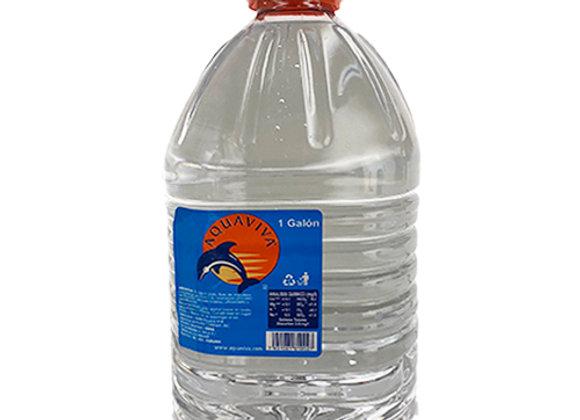 Agua Aquaviva (1 Galon)