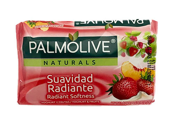 Jabon de Tocador Suavidad Radiante Palmolive Naturals 100g