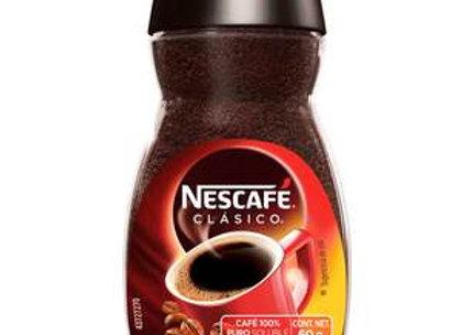 Cafe Nescafe Clasico 60gr Instantaneo