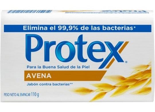 Jabon de Bano Avena Protex 110 gr